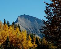 Divide Mountain, Fall Royalty Free Stock Photography