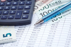Divided Payments Stock Photos