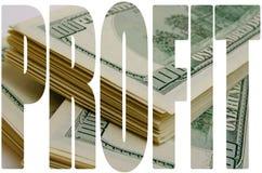 dividenden stock foto