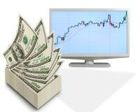 dividenden Lizenzfreies Stockbild