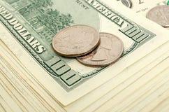 dividenden royalty-vrije stock afbeelding
