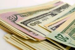 dividenden royalty-vrije stock afbeeldingen