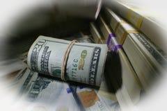 Dividenden u. Kapitalgewinn-hohe Qualität lizenzfreies stockbild