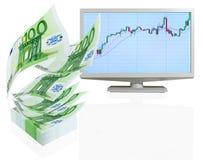 Dividends. Stock Photos
