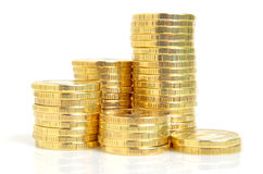 Dividends. Royalty Free Stock Photo