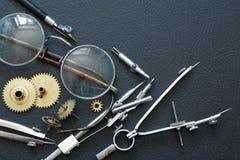 Divider narzędzia Ustawiający Obraz Royalty Free