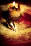 Divination esotérico Foto de Stock Royalty Free