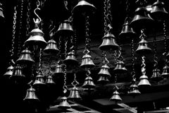 Divine bells Royalty Free Stock Photo