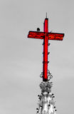 The Divine holy Cross Royalty Free Stock Photo