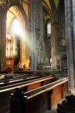 Divine light Stock Photography