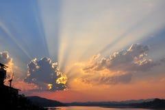 Divine light Stock Images