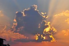 Divine light Royalty Free Stock Photo