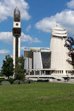 The Divine Mercy Sanctuary in Lagiewniki; Cracow; Royalty Free Stock Image