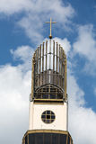 The Divine Mercy Sanctuary in Lagiewniki; Cracow Royalty Free Stock Photo