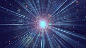 Divine Rays 1 stock footage