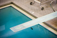 Diving Board Royalty Free Stock Photos