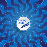 Diving club Royalty Free Stock Photo