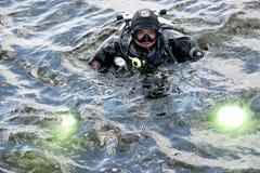 Diving Royalty Free Stock Photos