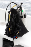 Diving equipment Royalty Free Stock Photo