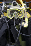 Diving Equipment royalty free stock images