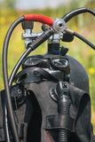 Diving equipment Stock Image