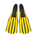 Diving Fins Isolated. On white background. 3D render Stock Photography