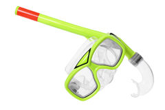 Diving Goggles Royalty Free Stock Photo