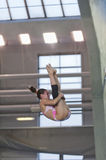 Diving Italian indoor championships Stock Images