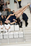 Diving Italian indoor championships Stock Photos