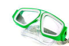 Diving mask Royalty Free Stock Image