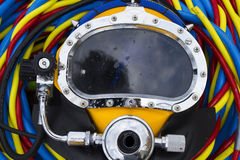 Diving mask Stock Photography