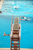 Diving platform Stock Photos