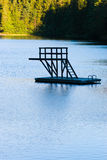 Diving platform Royalty Free Stock Photo