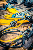 Diving sport Royalty Free Stock Photos