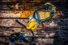 Diving sport Stock Photo