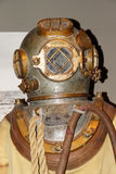 Diving suit from  1940s Stock Photography