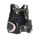 Diving vest stock images