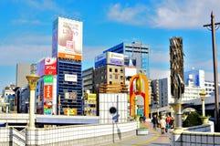 Divisão de Ueno, tokyo, japão Fotografia de Stock