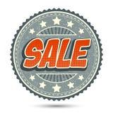 Divisa de la venta stock de ilustración