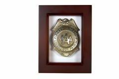 Divisa del muchacho de la patrulla Imagen de archivo libre de regalías