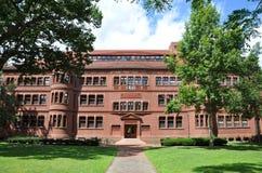 Divisez Hall en cour de Harvard, Université de Harvard Image stock
