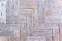 División de bambú Imagen de archivo libre de regalías