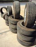 División del neumático de la clase Fotos de archivo libres de regalías