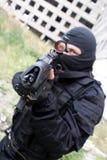 Division spéciale. Images libres de droits
