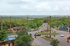 Divja  Circle in Goa Stock Image