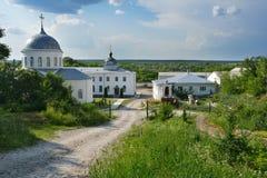 Divnogorsky monastery, Voronezh region, Russia Royalty Free Stock Photography