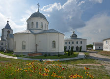 Divnogorsky monastery, Voronezh region, Russia Stock Photo