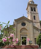 Divo Martino, Portofino. Royalty-vrije Stock Afbeelding
