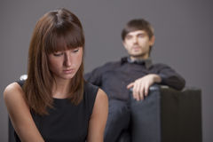 Divorce Photos libres de droits