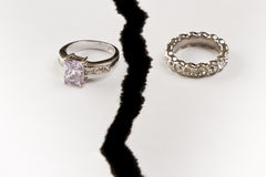 Divorce Images stock